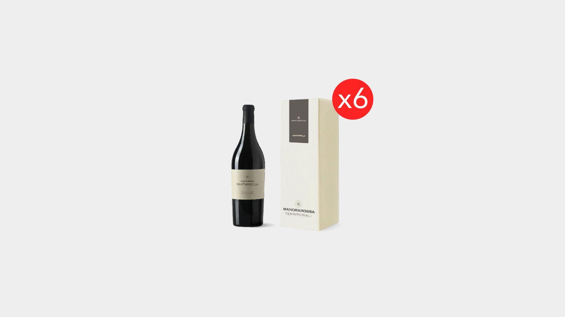 Confezione da 1 bottiglia di Santannella