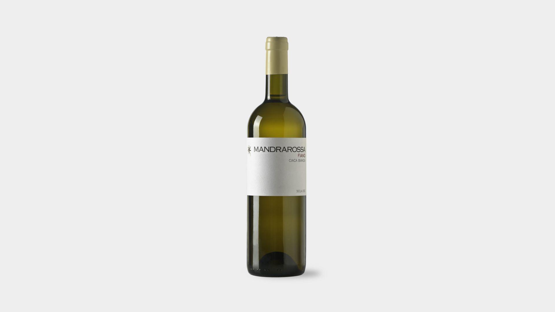Mandrarossa - Fiano Ciaca Bianca